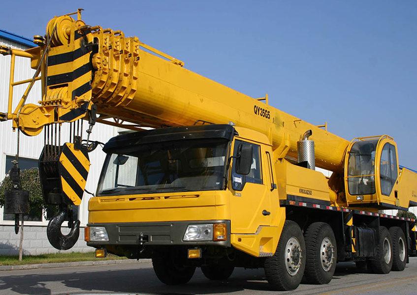 Аренда автокрана 50 тонн 60 тонн