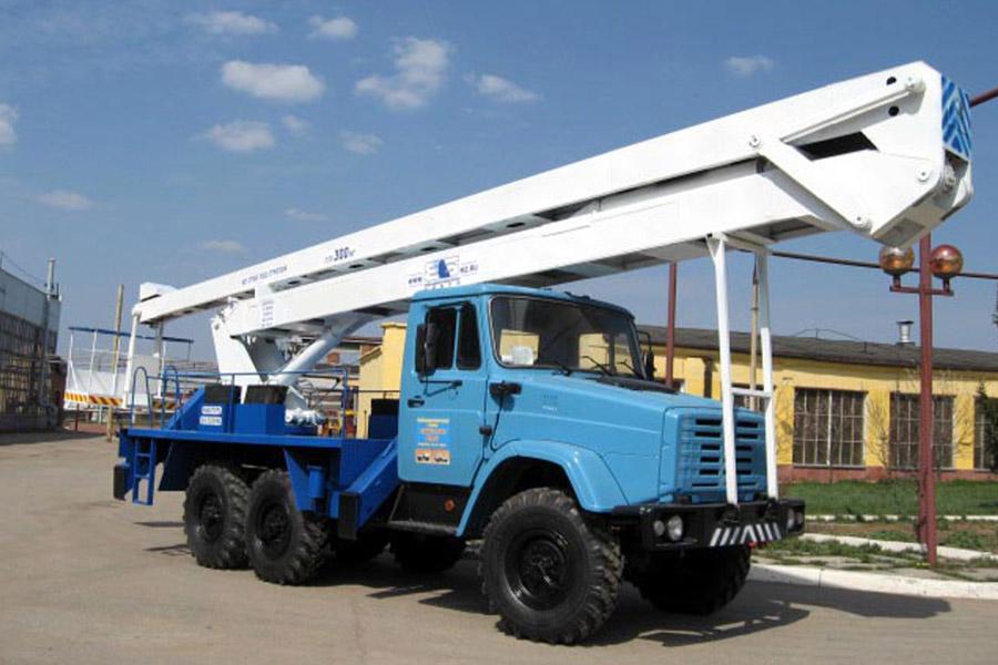 Услуги автовышки 28 метров