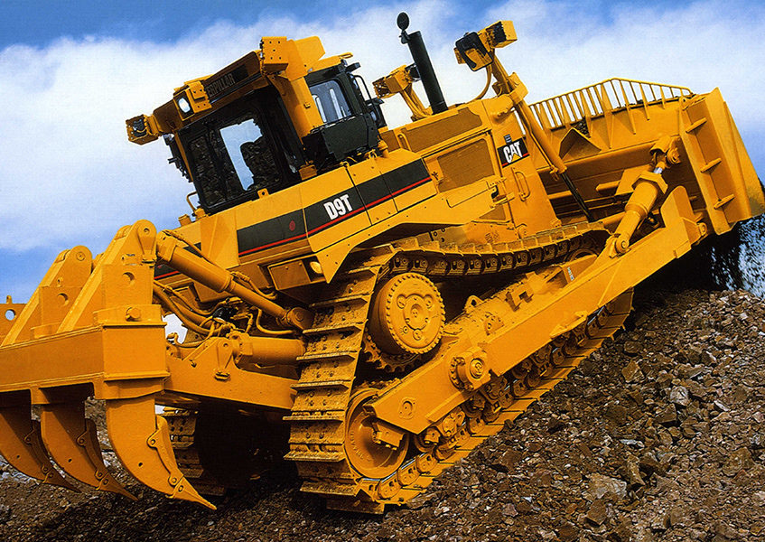 caterpillar accounting case