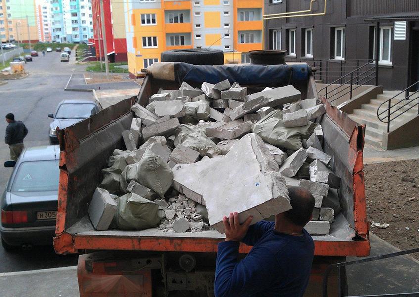 Вывоз мусора Пермь
